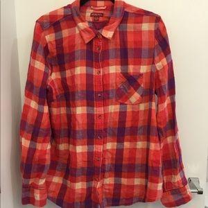 ✨Women's plaid flannel shirt